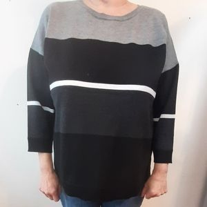 Spense sweater top long sleeve Sze2X
